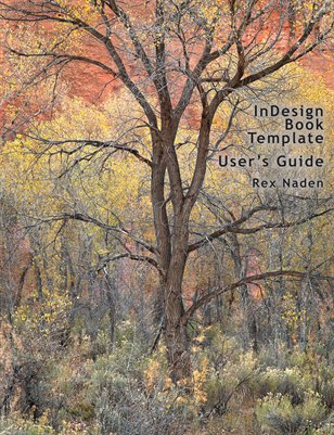 InDesign Book Template User's Guide