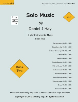 Solo - Bass - Book Two