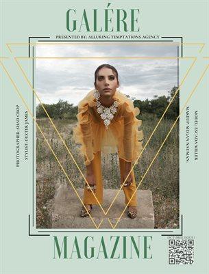 Galére Magazine Issue #1