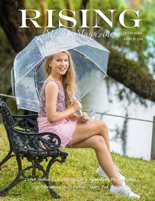 Rising Model Magazine Issue #126