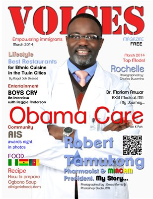 Voices Magazine 2014
