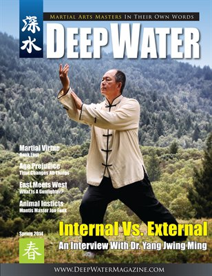 Deep Water Magazine - Spring 2014