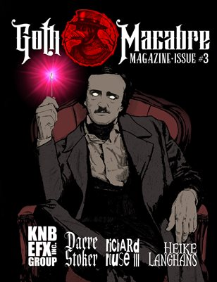 Goth Macabre Magazine Issue 3