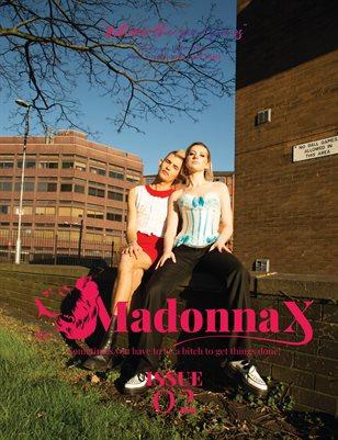 Madonna X Issue No.02 Vol02