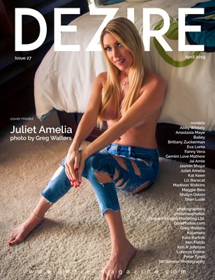 DEZIRE Magazine | Issue 27