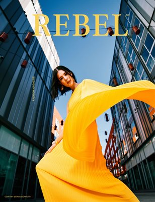 Rebel Magazine Issue AB
