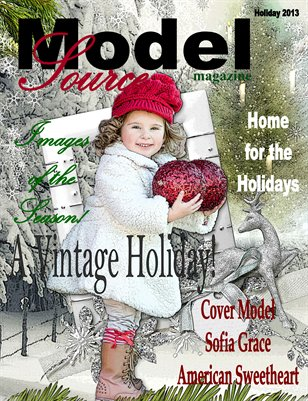 Model Source Holiday 2013