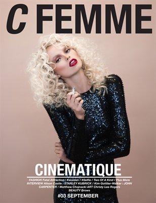 C FEMME #03 (COVER 3)
