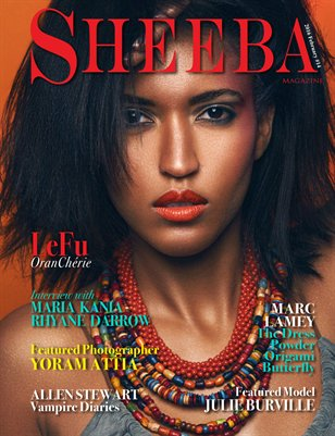 Sheeba Magazine February 2016
