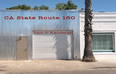CA State Route 160, First Edition, Second Printing