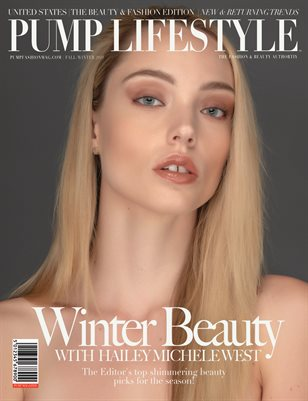 PUMP Magazine - Winter Beauty - December 2018