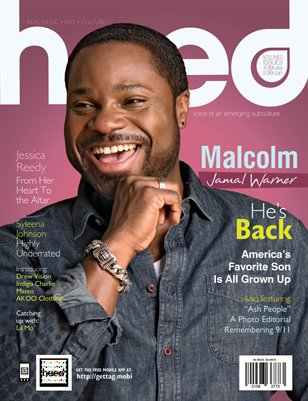 Fall 2011 Malcolm-Jamal Warner
