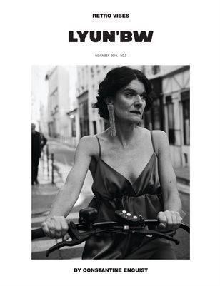 LYUN Black&White No.2 (VOL No.1) C4