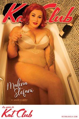Kat Club No.48 – Malena Stefani Cover Poster