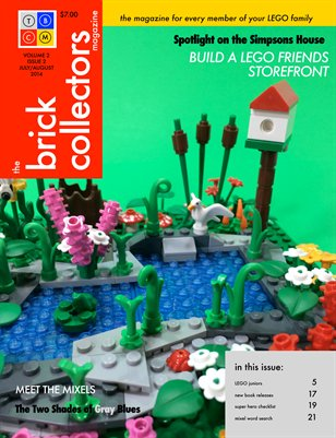 The Brick Collectors Magazine Issue #7