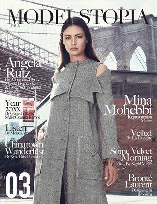 Modelstopia Magazine Issue 03