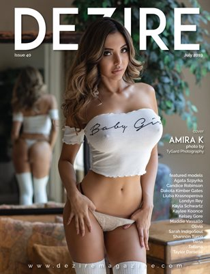 DEZIRE Magazine | Issue 40