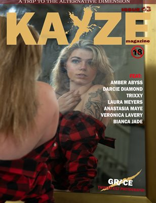 Kayze Magazine issue3 (GRACE)
