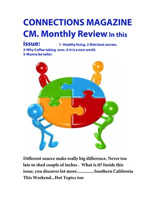 MONTHLY REVIEW CONNECTIONS MAGAZINE