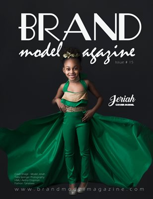 Brand Model Magazine - Issue # 15