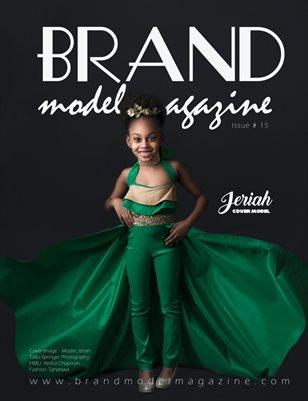Brand Model Magazine - Issue # 15
