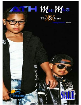 Issue #51 The K & K Issue. The Sibling Series volume2.
