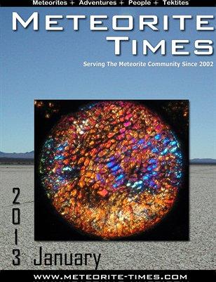 Meteorite Times Magazine - January 2013