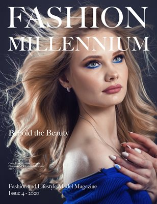 Fashion Millennium Model Magazine Edition 4