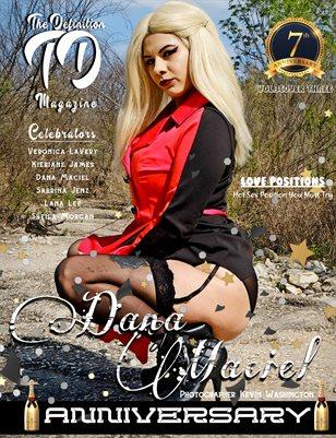 The Definition: Dana Maciel 7yr Anniversary  Vol.3 Cover 3