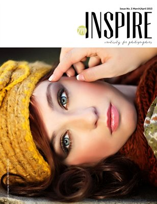 Inspire Magazine Issue No. 2