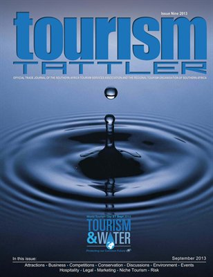 Tourism Tattler SEPTEMBER 2013
