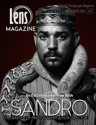 Lens Magazine Issue #60 Sep 2019