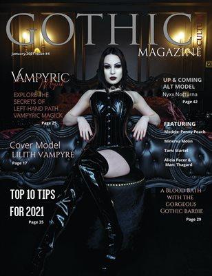 Gothic Culture Magazine Jan 2021 Issue #4