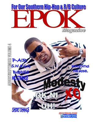 EPOK MAGAZINE AUGUST/SEPTEMBER 2012