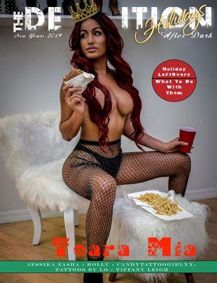 TDM:After Dark Teara Mia Cover Issue 3