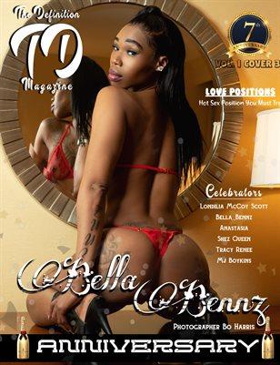 The Definition: Bella_Bennz 7yr Anniversary  Vol1. Cover 3