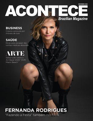 Acontece Magazine - Novembro 2020