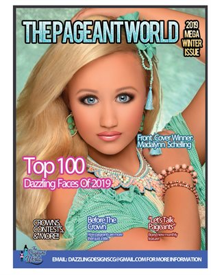 MEGA ISSUE THE PAGEANT WORLD