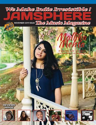 Jamsphere Indie Music Magazine November 2019