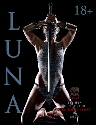 Luna - Warrioress Across History | Bad Girls Club