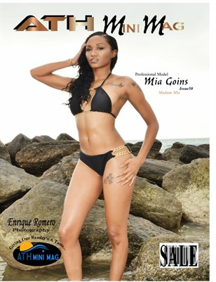 Issue #50 Mia Goins, Madam Mia.