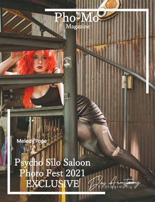 Psycho Silo Saloon 2021 EXCLUSIVE