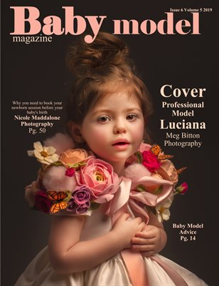 Baby Model magazine Issue 6 Volume 5 2019