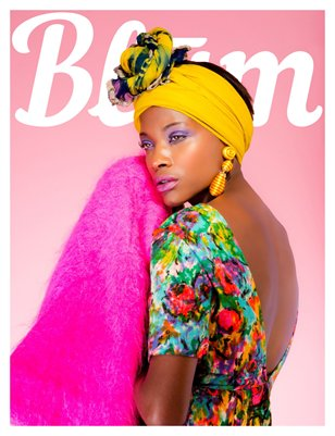 Blūm Magazine: Volume 1 Issue 4 (cover 2)