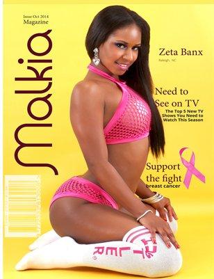 Malkia Magazine Oct 2014