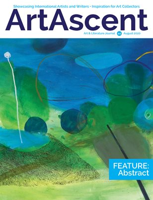 ArtAscent V44 Abstract August 2020