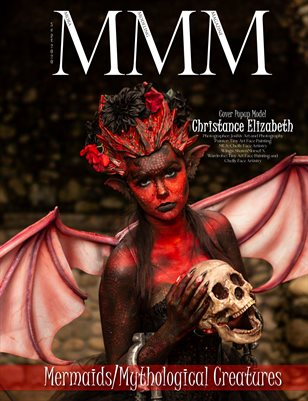 """POPUP """"Mermaids/Mythological Creatures"""" Issue"""