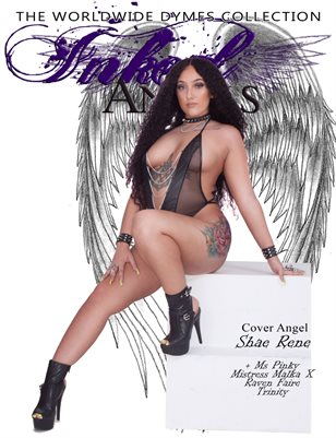 504Dymes Inked Angels Vol. 6 - Shae Rene Collector's Edition