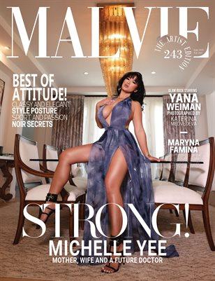 MALVIE Magazine The Artist Edition Vol 243 June 2021