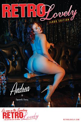 Andrea Cover Poster
